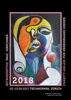 Paul Kirschner Kunstkalender 2018 von Kirschner,  Paul, Seidel,  Marc Philip