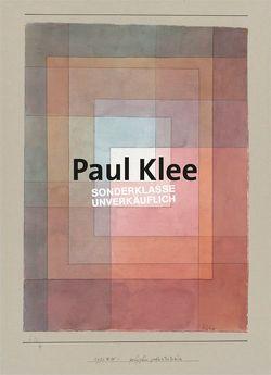 Paul Klee von Frey,  Stefan, Kakinuma,  Marie, Kersten,  Wolfgang, Okuda,  Osamu, Zentrum Paul Klee,  Bern