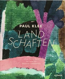 Paul Klee – Landschaften von Klingsöhr-Leroy,  Cathrin