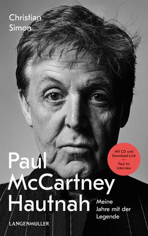 Paul Mc Cartney Hautnah von Simon,  Christian