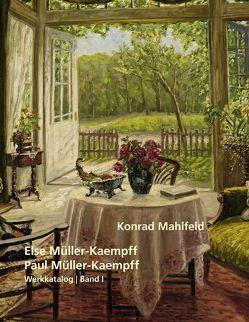 Else Müller-Kaempff & Paul Müller-Kaempff von Mahlfeld,  Konrad