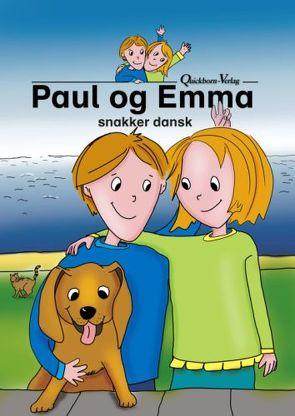 Paul og Emma (DK) von Ashtarany,  Nicola, Sprache,  Institut für niederdeutsche