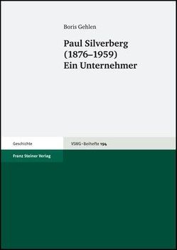 Paul Silverberg (1876-1959) von Gehlen,  Boris