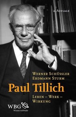 Paul Tillich von Schüßler,  Werner, Sturm,  Erdmann