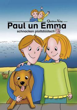 Paul un Emma von Ashtarany,  Nicola, Heimatverband Mecklenburg-Vorpommernn e.V., Institut für niederdeutsche Sprache