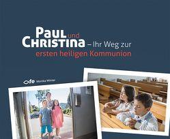 Paul und Christina von Winter,  Monika