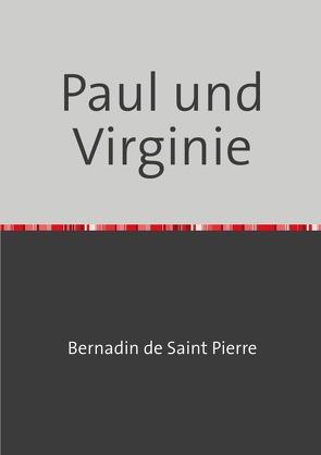 Paul und Virginie von ,