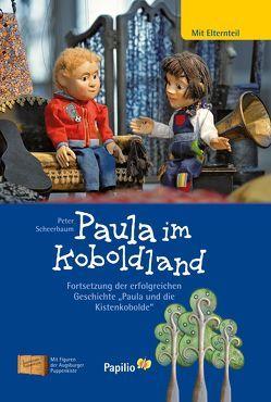 Paula im Koboldland von Mayer,  Heidrun, Scheerbaum,  Peter, Scheithauer,  Herbert