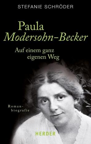 Paula Modersohn-Becker von Schroeder,  Stefanie