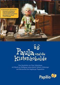 Paula und die Kistenkobolde von Erhardt,  Horst, Heim,  Petra, Mayer,  Heidrun, Scheerbaum,  Peter