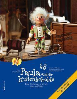 Paula und die Kistenkobolde von Lackerschmid,  Wolfgang, Scheerbaum,  Peter, Schlesinger,  Stefanie