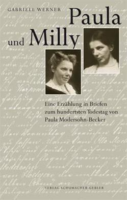 Paula und Milly von Werner,  Gabriele