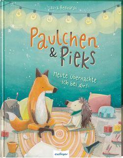 Paulchen & Pieks von Bednarski,  Laura
