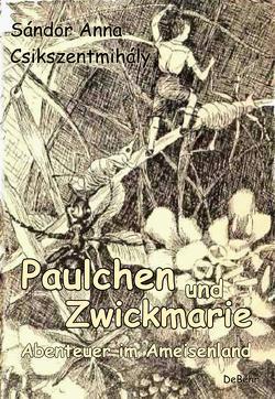 Paulchen und Zwickmarie – Abenteuer im Ameisenland von Balázs,  Gachal-Eölvedy, Csikszentmihály,  Sándor Anna