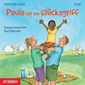 Paule ist ein Glücksgriff von Boie,  Kirsten, Menrad,  Karl