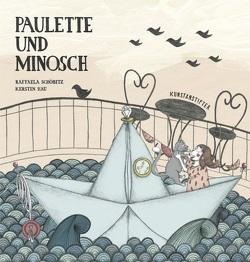 Paulette und Minosch von Hau,  Kerstin, Schöbitz,  Raffaela