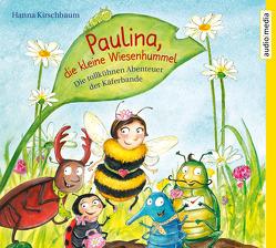 Paulina, die kleine Wiesenhummel von Kellner,  Stephanie, Kirschbaum