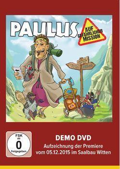 Paulus auf gefährlicher Mission DEMO-DVD (live) von Kampmann,  Frank