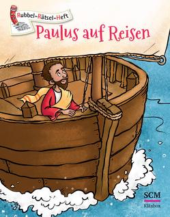 Paulus auf Reisen – 5er-Pack von Husmann,  Tanja und Ole