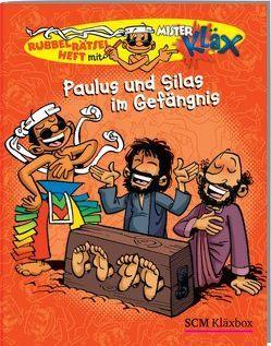 Paulus und Silas im Gefängnis von Conrad,  Catharina, Henrich,  Christiane