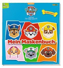 PAW Patrol Maskenbuch