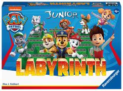 Paw Patrol Junior Labyrinth von Kobbert,  Max J
