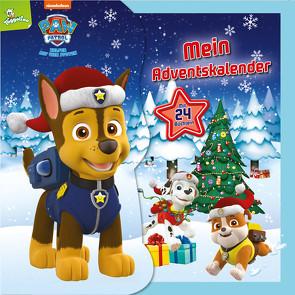 Paw Patrol Mein Adventskalender