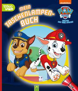 Paw Patrol – Mein Taschenlampenbuch