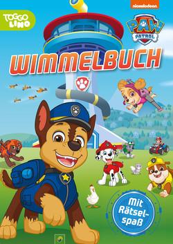PAW Patrol Wimmelbuch