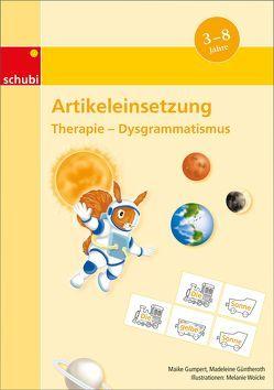 PB Logopädische Testungen / Artikeleinsetzung von Gumpert,  Maike, Güntheroth,  Madeleine