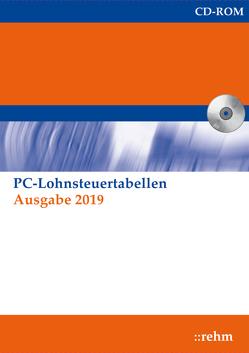 PC-Lohnsteuertabellen 2019 Einzelplatzversion