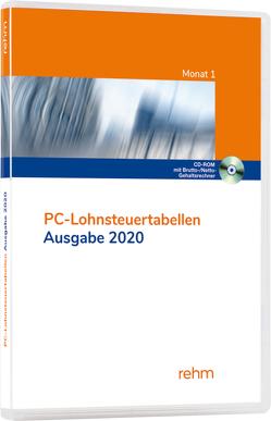 PC-Lohnsteuertabellen 2020 Einzelplatzversion