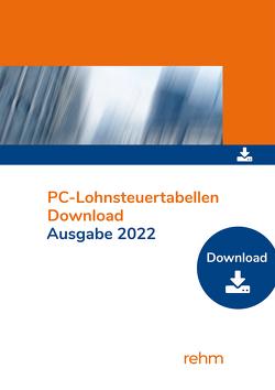 PC-Lohnsteuertabellen 2022 Einzelplatzversion