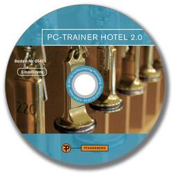 PC-Trainer Hotel 2.0 Einzellizenz von Grüner,  Hermann, Kessler,  Thomas, Metz,  Reinhold