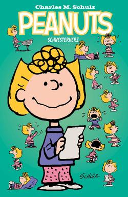 Peanuts 11: Schwesterherz von Schulz,  Charles M., Scott,  Vicki, Wieland,  Matthias