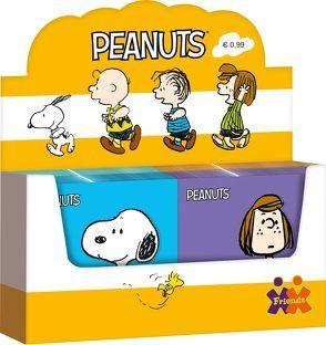 Peanuts 13 – 16. Verkaufskassette