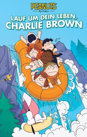 Peanuts 14: Renn um dein Leben, Charlie Brown von Braddock,  Paige, Schulz,  Charles M., Scott,  Vicki, Wieland,  Matthias