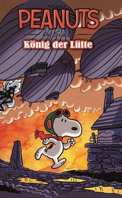 Peanuts 8: König der Lüfte von Schulz,  Charles M., Scott,  Vicki, Wieland,  Matthias