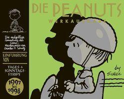 Peanuts Werkausgabe 24: 1997-1998 von Schulz,  Charles M., Wieland,  Matthias