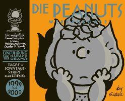 Peanuts Werkausgabe 25: 1999-2000 von Schulz,  Charles M., Wieland,  Matthias