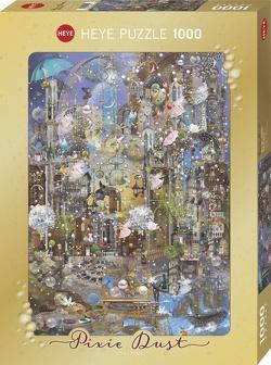 Pearl Rain Puzzle von Reny,  Ilona