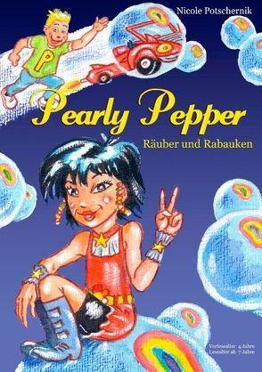 Pearly Pepper von Potschernik,  Nicole