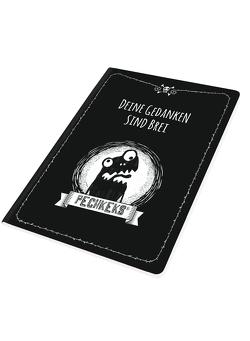 PECHKEKS Booklet Blank Book Deine Gedanken… von PECHKEKS Booklet Blank Book Deine Gedanken...