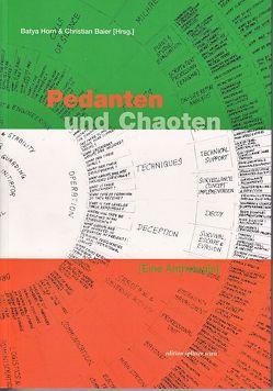 Pedanten & Chaoten von Horn,  Batya
