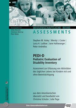 PEDI-D von Haley,  Stephen M., Page,  Julie, Schulze,  Christina
