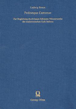 Pedisequa Camenae von Braun,  Ludwig