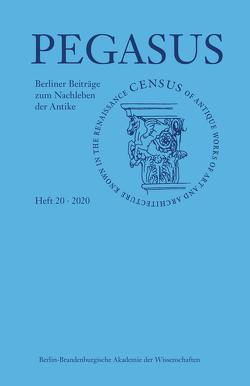 Pegasus / Pegasus 20 von Bredekamp,  Horst, Nesselrath,  Arnold
