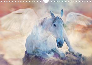 Pegasus – Pferd der Dichter und Helden (Wandkalender 2020 DIN A4 quer) von Brunner-Klaus,  Liselotte