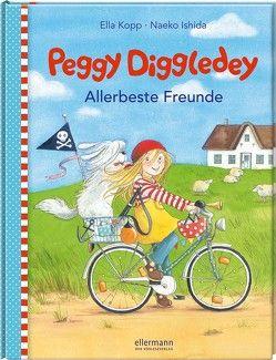 Peggy Diggledey von Ishida,  Naeko, Kopp,  Ella