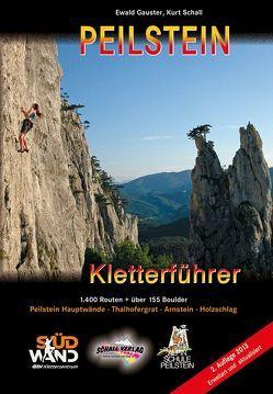 Peilstein-Kletterführer von Gauster,  Ewald, Schall,  Kurt